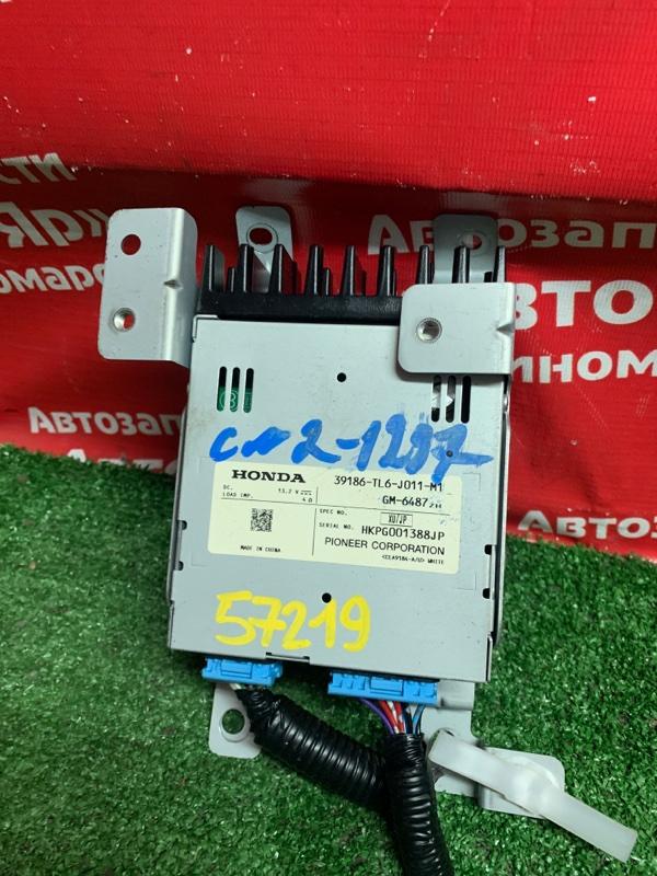 Усилитель звука Honda Accord CU2 K24A 12.2008 39186-tl6-j011