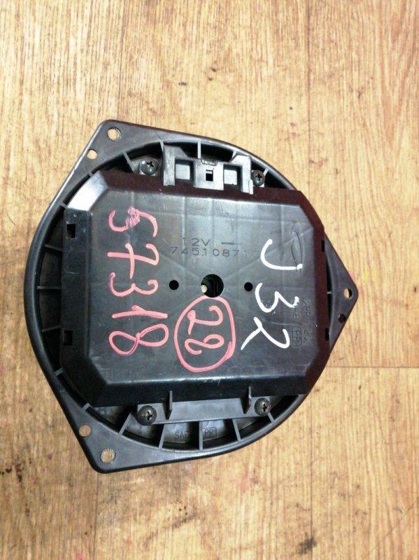 Вентилятор (мотор отопителя) Nissan Teana J32 VQ25DE 07.2008