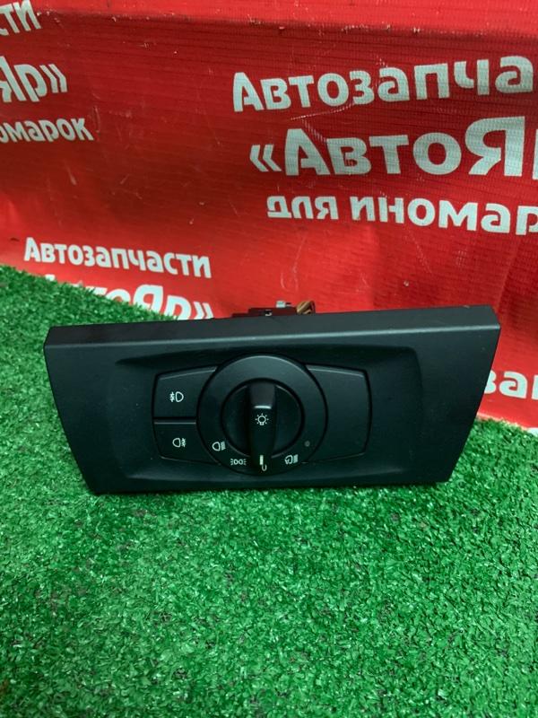 Блок управления освещением Bmw 323I E90 N52B25A 10.2005