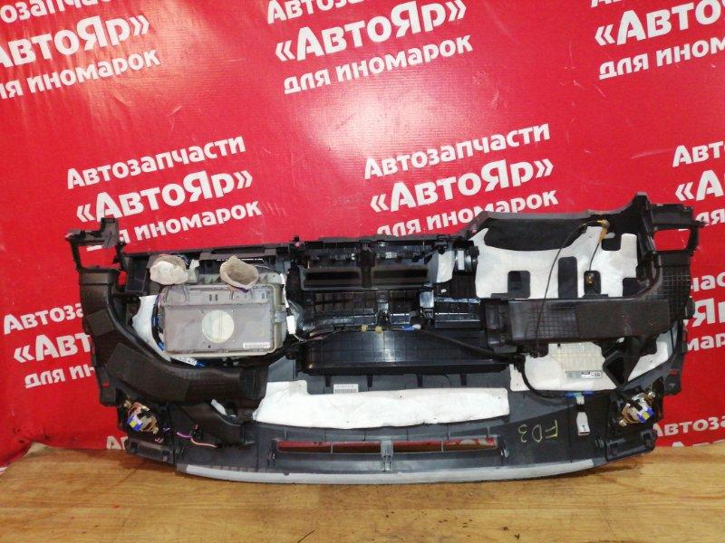 Airbag пассажирский Toyota Prius ZVW30 2ZR-FXE 04.2009 с мешком, без патрона.