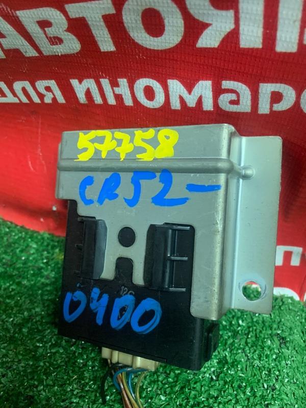 Блок управления кондиционером Toyota Liteace Noah CR52V 3C-E 02.2002 88650-28680
