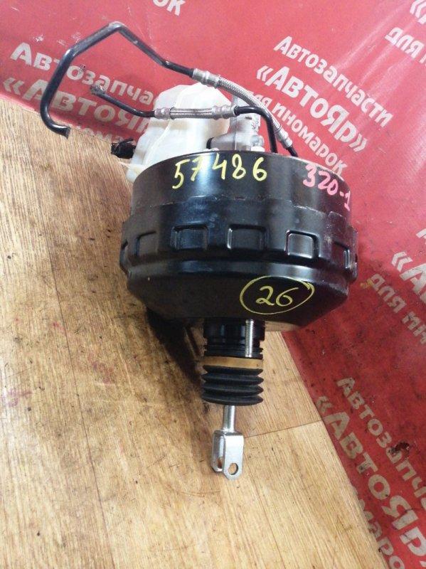 Вакуумник Bmw 320I E90 N46B20B 09.2008 на 2 шпильки, в сборе с ГТЦ