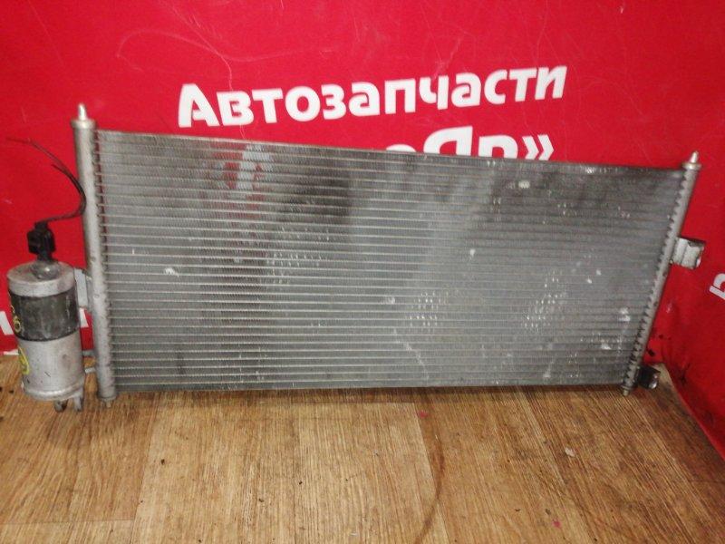 Радиатор кондиционера Nissan Bluebird Sylphy QG10 QG18DE 11.2001