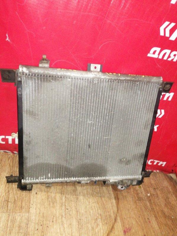 Радиатор кондиционера Mazda Bongo SK22V R2 07.1999