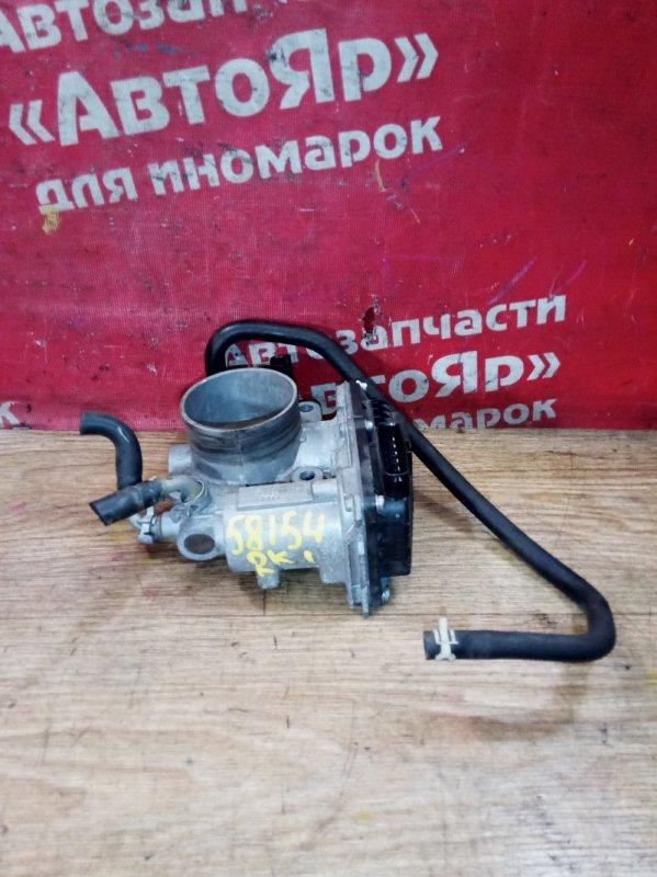 Заслонка дроссельная Honda Stepwgn RK1 R20A 07.2010