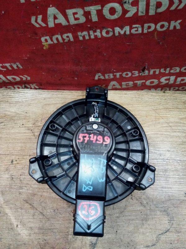 Вентилятор (мотор отопителя) Honda Civic Hybrid FD3 LDA 04.2007 272700-0430