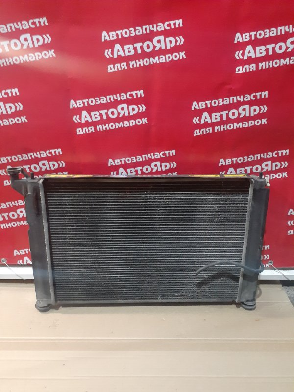 Радиатор основной Toyota Allion ZZT240 1ZZ-FE 03.2005 1 диффузор, охлаждение АКПП через ДВС
