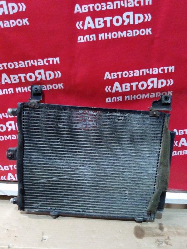 Радиатор кондиционера Daihatsu Terios J102G K3-VE 02.2001