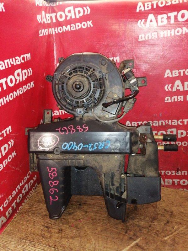 Вентилятор (мотор отопителя) Toyota Liteace Noah CR52V 3C-E 02.2002 задний 87150-28460, 116600-6750 с