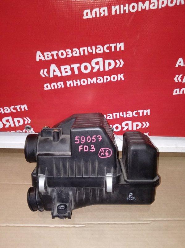 Корпус воздушного фильтра Honda Civic Hybrid FD3 LDA 04.2007