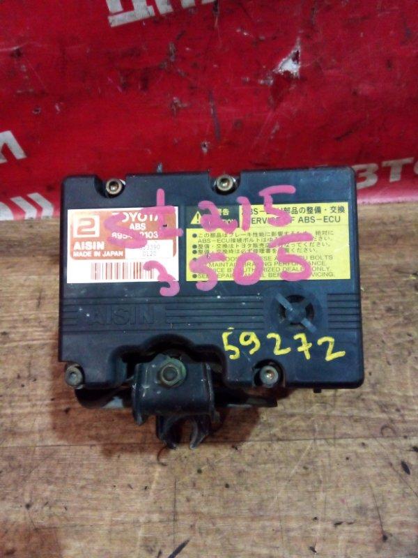 Блок abs Toyota Caldina ST215G 3S-FE 12.2000 44510-21030