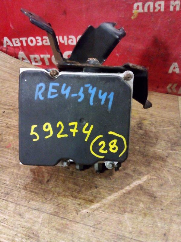Блок abs Honda Cr-V RE4 K24A 12.2006 0265950649