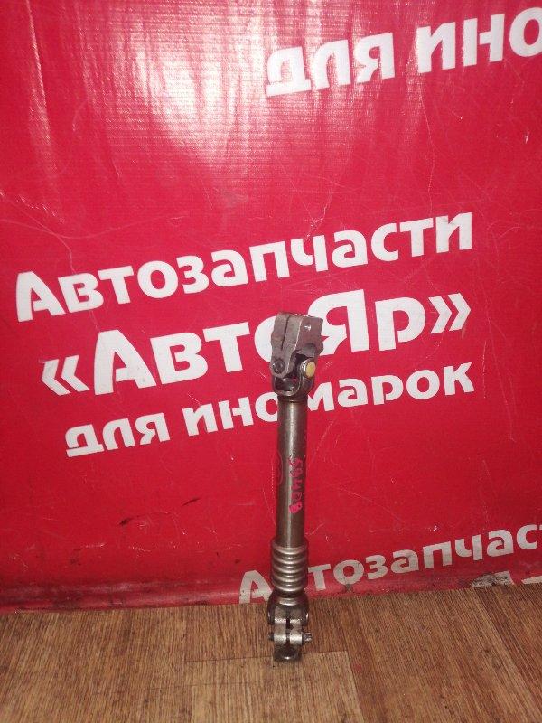 Рулевой карданчик Bmw 323I E90 N52B25A 10.2005