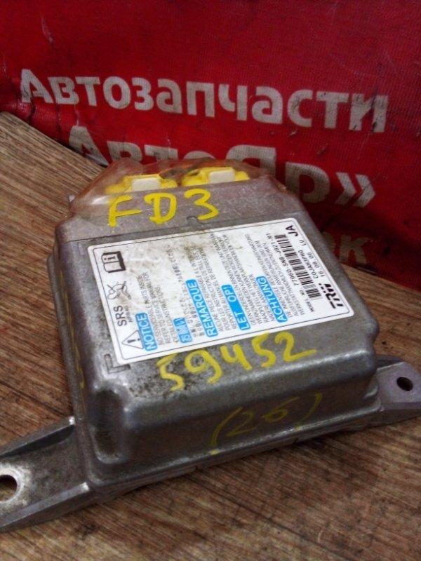 Блок управления airbag Honda Civic Hybrid FD3 LDA 04.2007 77960-SNB-J821-M1