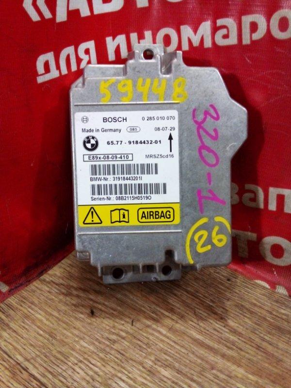 Блок управления airbag Bmw 320I E90 N46B20B 09.2008 0285010070 / 65.77-9184432