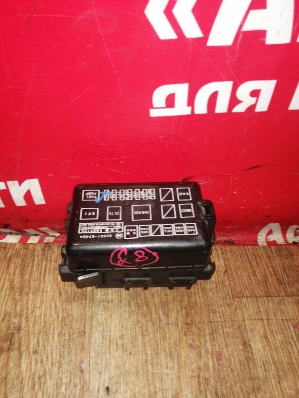 Блок предохранителей Daihatsu Terios J102G K3-VE 02.2001 дефект на фото