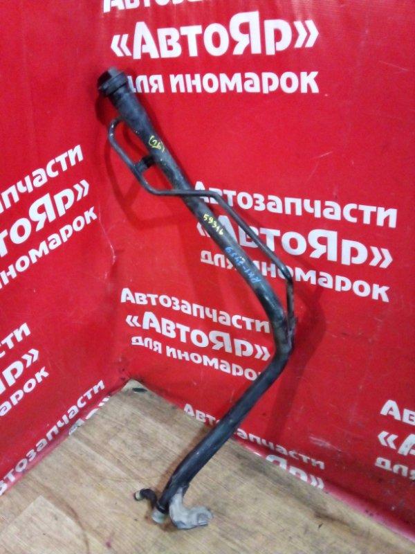 Горловина топливного бака Honda Stepwgn RK1 R20A 07.2010 с крышкой