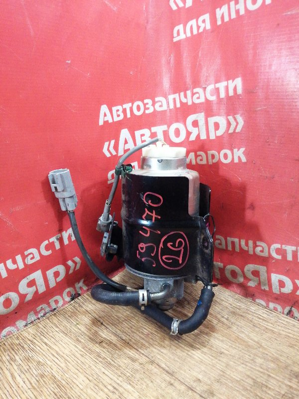 Насос ручной подкачки Mazda Cx-5 KE2AW SH-VPTS 03.2012