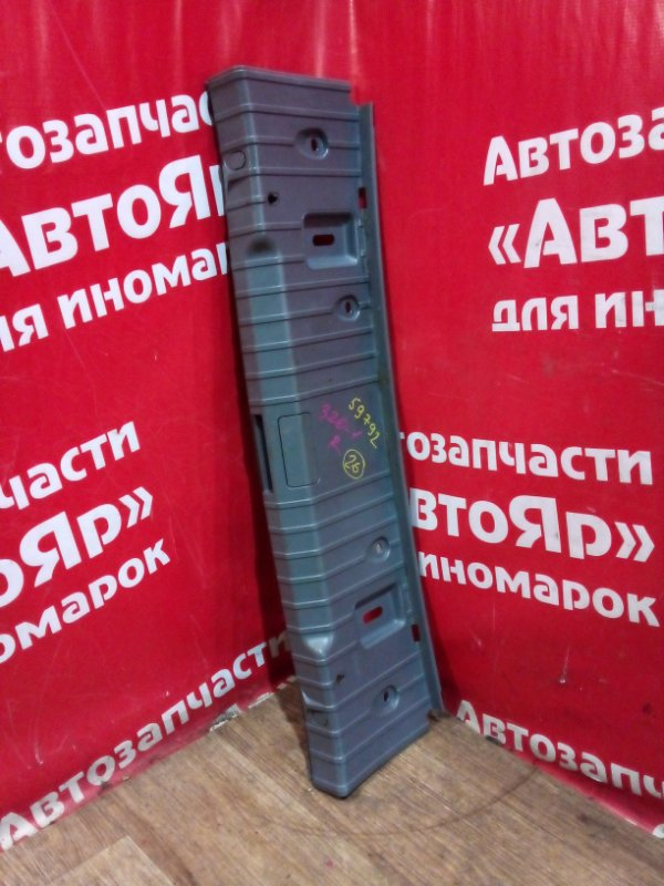 Накладка багажника Bmw 320I E90 N46B20B 09.2008