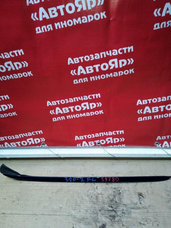 Молдинг лобового стекла Bmw 323I E90 N52B25A 10.2005 передний левый