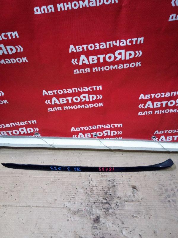 Молдинг лобового стекла Bmw 323I E90 N52B25A 10.2005 передний правый