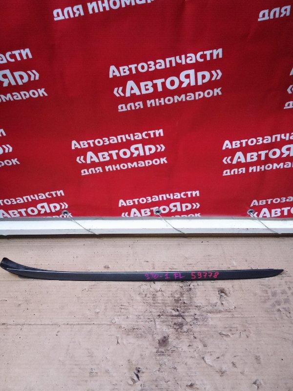 Молдинг лобового стекла Bmw 320I E90 N46B20B 09.2008 передний левый