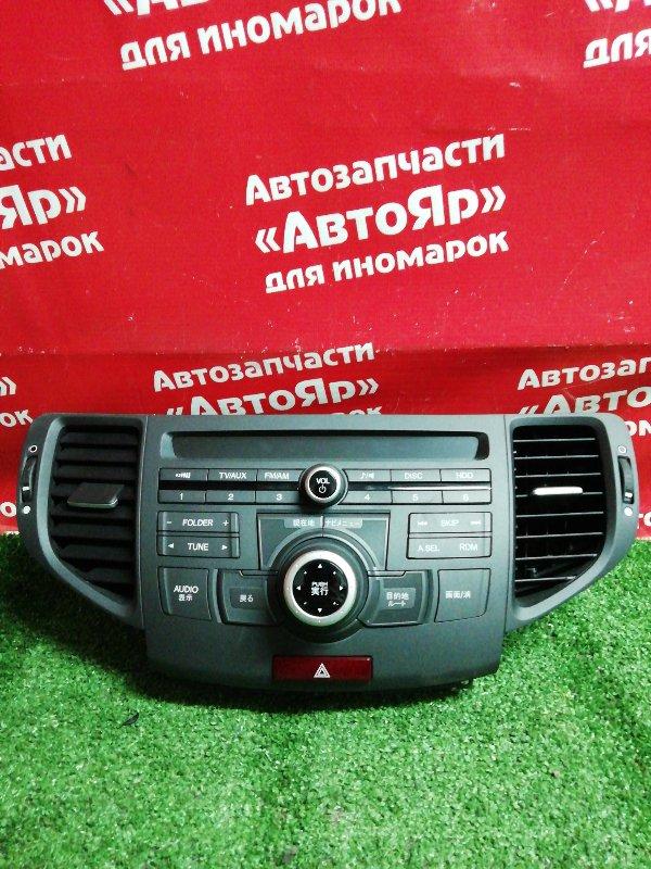 Магнитола Honda Accord CU2 K24A 12.2008 39050-tl3-j01