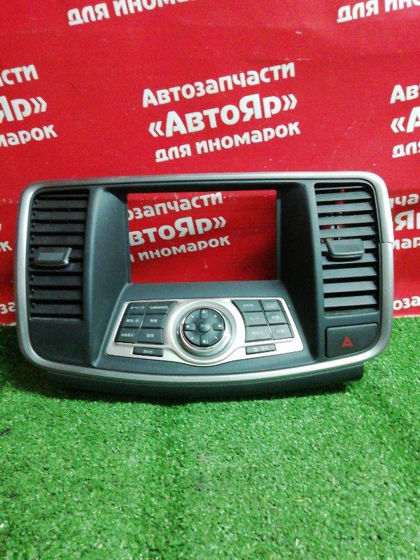 Рамка магнитофона Nissan Teana J32 VQ25DE 03.2009 68270 jn20a