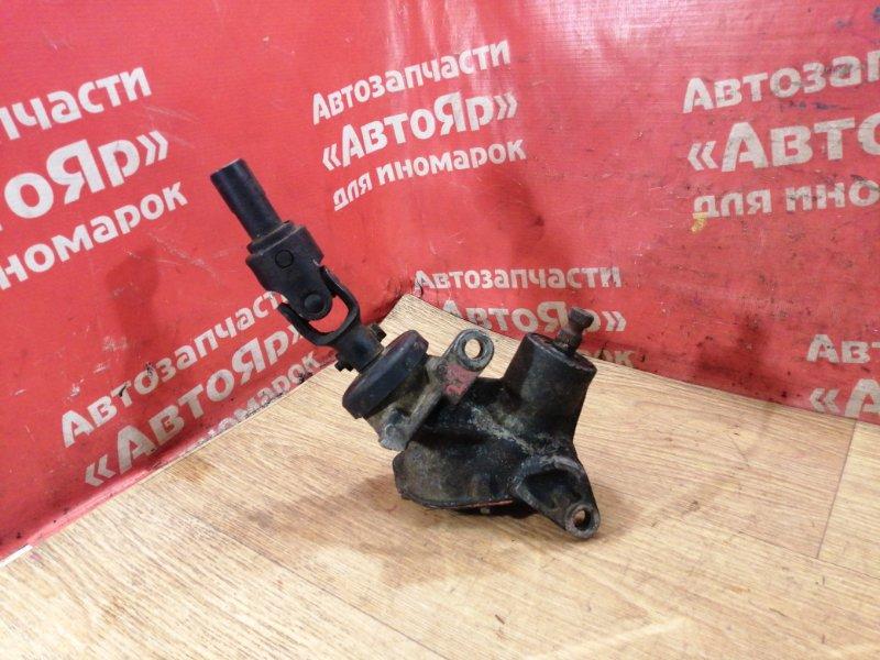 Рулевой редуктор Mazda Bongo SK22V R2 07.1999 с карданчиком, , 1ухо сломано