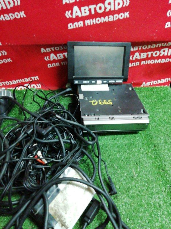 Магнитола Bmw 323I E90 N52B25A 10.2005 avic hrv02 + монитор