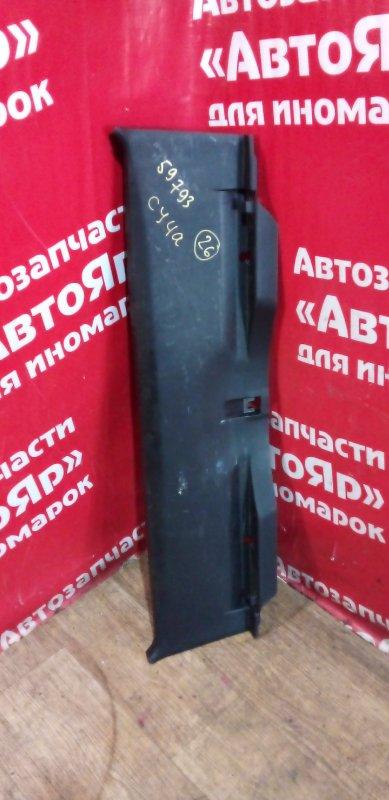 Накладка багажника Mitsubishi Lancer X CY4A 4B11 04.2009 Седан