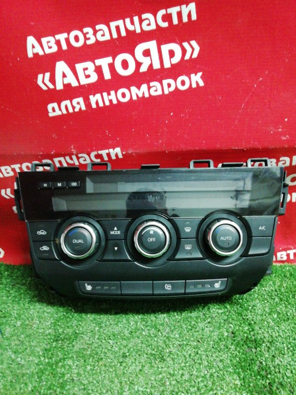 Блок управления климат-контролем Mazda Cx-5 KE2AW SH-VPTS 03.2012