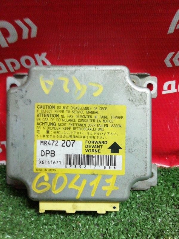 Блок управления airbag Mitsubishi Dingo CQ2A 4G15 02.1999 mr472207