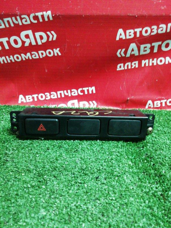 Кнопка аварийной сигнализации Mitsubishi Dingo CQ2A 4G15 02.1999 mr406343