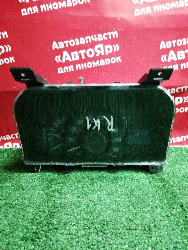 Комбинация приборов Honda Stepwgn RK1 R20A 2009 78100-szw-j311
