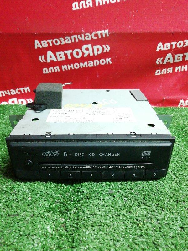 Магнитола Nissan Teana PJ31 VQ35DE 10.2004 cd-чейнджер B8184-AR001