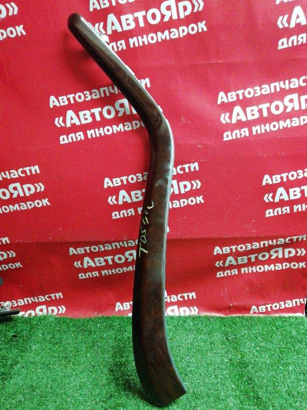Накладка пластиковая в салон Suzuki Escudo TD54W J20A 10.2007 левая 73862-65j0. торпедо