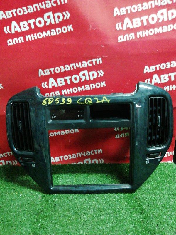 Рамка магнитофона Mitsubishi Dingo CQ2A 4G15 02.1999 spc00628