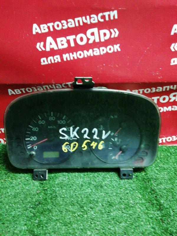 Комбинация приборов Mazda Bongo SK22V R2 07.1999 s48cb