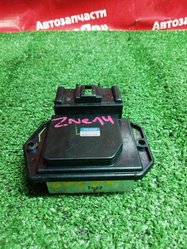 Реостат печки Toyota Wish ZNE14G 1ZZ-FE 07.2006 499300-2121
