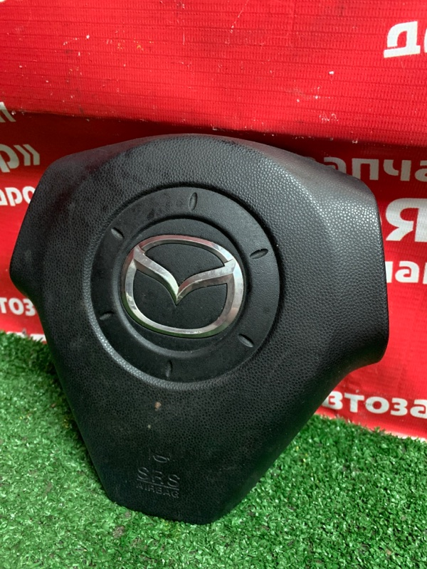 Airbag Mazda Axela BK5P ZY-VE 10.2007 С зарядом.