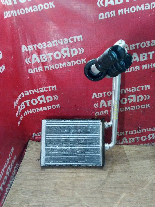 Радиатор печки Nissan X-Trail NT30 QR20DE 07.2005