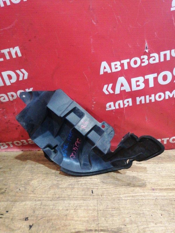 Защита двигателя Nissan Qashqai KNJ10 MR20DE 03.2008 задняя правая 4247PB010