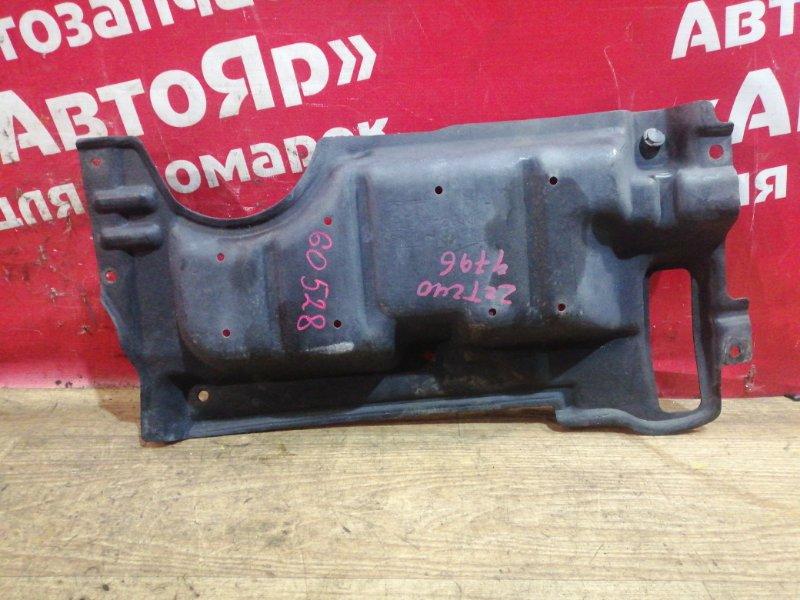 Защита двигателя Toyota Allion ZZT240 1ZZ-FE 03.2005 передняя правая 51441-20440