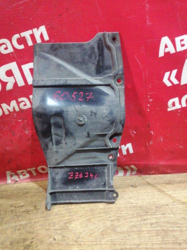 Защита двигателя Toyota Allion ZZT240 1ZZ-FE 03.2005 передняя левая 53737-32040
