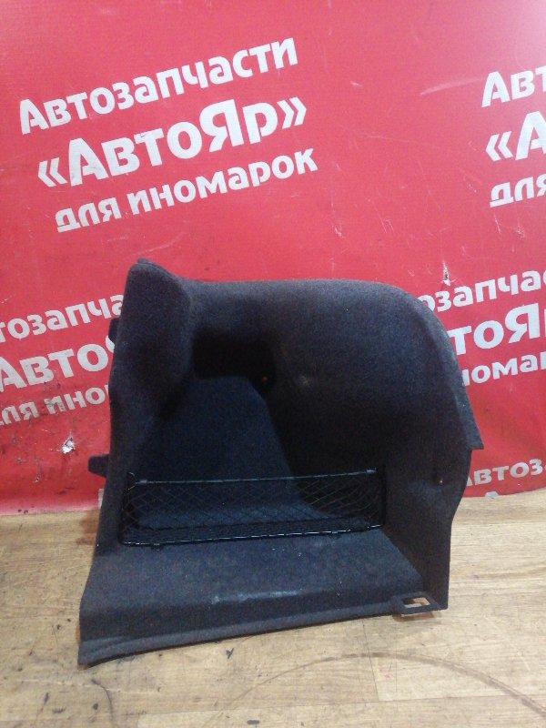 Обшивка багажника Bmw 525I E60 N52B25A 04.2005 правая 5147-7057382