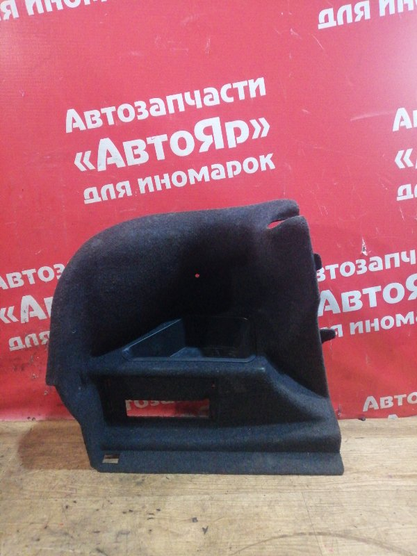 Обшивка багажника Bmw 525I E60 N52B25A 04.2005 левая 7122193-08