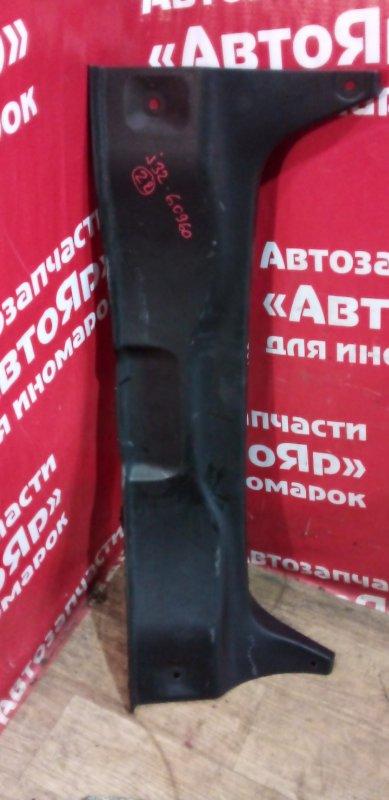 Накладка багажника Nissan Teana J32 VQ25DE 07.2008