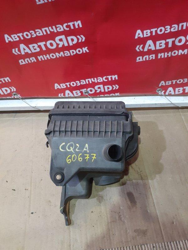Корпус воздушного фильтра Mitsubishi Dingo CQ2A 4G15 02.1999 дефект уха.