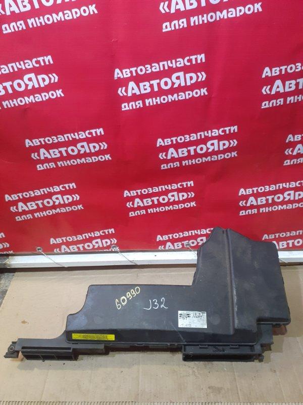 Воздухозаборник Nissan Teana J32 VQ25DE 07.2008 дефект 1 ушка